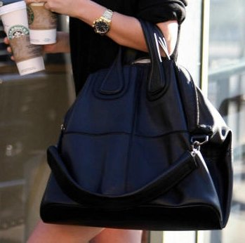 Givenchy Nightingale Bag Sienna Miller