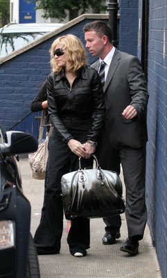 prada handbag collection - Designer Handbag Bible ? Madonna's Prada Big Shark Patent Bag