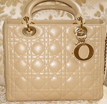 authentic LadyDior (photo from eBay). replica ... e22a31ed627a8