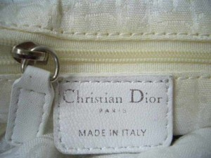 replica lady dior bag logo lining