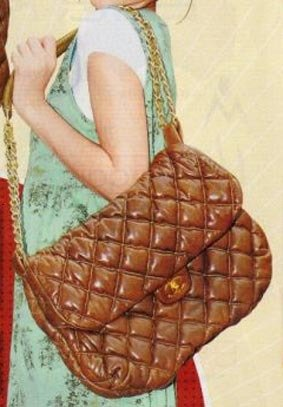 chanel-bubble-quilted-chain-bag
